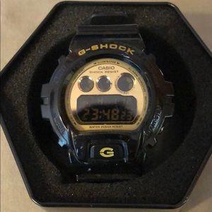 Casio G Shock black watch